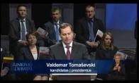 2014 Fantastiški prezidento rinkimų debatai (24h)