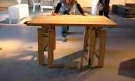 Vaikščiojantis stalas