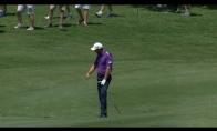 Nesėkminga diena golfo žaidėjui