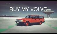 Geriausia seno automobilio reklama