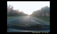 Kaip nuo policininkų bėga rusai