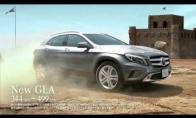 Mercedes ir Mario reklama