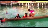 Neįtikėtini Malaizijos mergaitės sugebėjimai