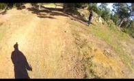 Neįtikėtinas GoPro kamera užfiksuotas apiplėšimas