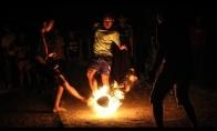 Ugninis futbolas