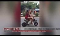 Kriminalinės naujienos: moteris už vairo