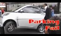 Didžiausių parkavimosi nevykėlių rinkinukas