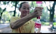 Coca-Cola buteliukų prikėlimas antram gyvenimui