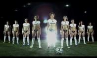 Karščiausios futbolo žaidėjos