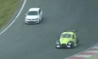 Bičas prisijungia prie lenktynių su VW Polo