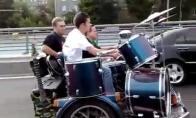 Rokeriškas motociklas