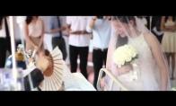 Vestuvės, kurios sugraudins kiekvieną