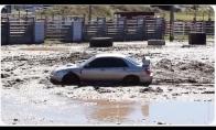 Subaru nėra neįveikiamų kelių