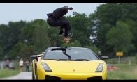 Pamišėlis prieš Lamborghini