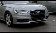 Audi kamščių asistentas