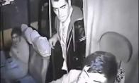 Plėšikas užpuola ne tą autobuso vairuotoją