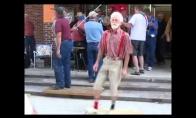 Šokis hip-hopo ritmu: senatvė