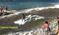 Savadarbės bangos
