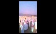 Crazy Arab Show with AK-47
