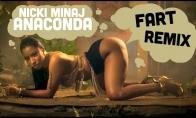 Nicki Minaj bezdantis remiksas