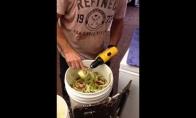 Kaip vyrai valo obuolius