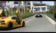Prisimandravojo su Lamborghini
