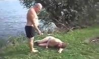 Kaip baigiasi žvejyba?