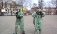 Tektonikas Černobilyje