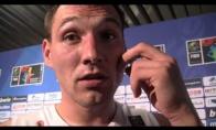 Mačiulis per interviu pradeda keikti Kuzminską
