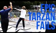 Tarzanai nevykėliai
