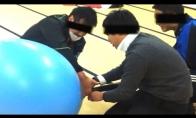 Japonai rado kaip dar panaudoti balionus