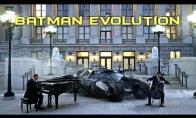 Batman dainų evoliucija