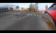 Paauglys bando pabėgti nuo policininko