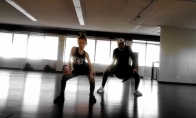 Drąsus 11-metės šokis