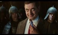Nauja Snickers reklama su Ponu Bynu