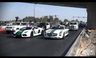 Auto paradas Dubajuje