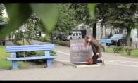 Originali filmo reklama Vilniuje