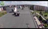 Smagesnis drono panaudojimo būdas