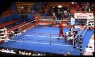 Lietuvis boksininkas pabėgo iš ringo