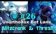Threshcrank duetas bot linijoje