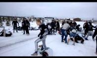 Masinės muštynės Rusijoje