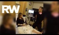 Pagalba žmonai prieš gimdymą