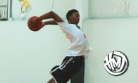 Būsima NBA žvaigždė