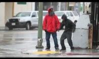 Šokiai Amerikos gatvėse