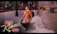 Kim Kardashian sniego valytuvas