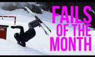 Lapkričio mėnesio FAIL rinkinys