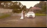 Drifterio vestuvės
