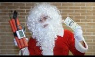 Psichinis Kalėdų senelis