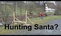 Kalėdų Senio medžiotojas