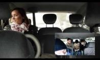 Fake taxi su radistais